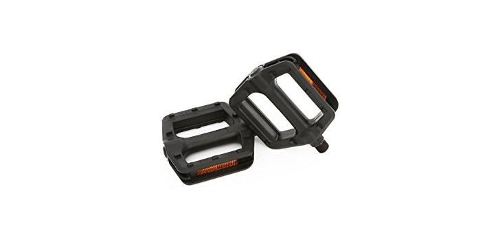 pedales plastico negros rms