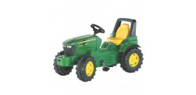 Tractor rolly John Deere a pedales